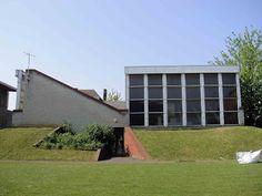 Brunswick Park school, Camberwell/James Stirling