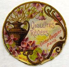 Violettes rêvées n° 1110 Vintage Labels, Vintage Ephemera, Vintage Signs, Printable Crafts, Printable Paper, Expo Paris, Congo, Decoupage, Altered Books Pages