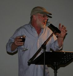 The phenomenal and always entertaining host for the evening, Don Hamilton