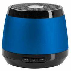HMDX JAM Classic Wireless Bluetooth Speaker, Blue