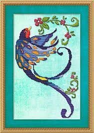 Image result for art nouveau bird