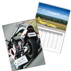 Personalised Vehicles Calendar