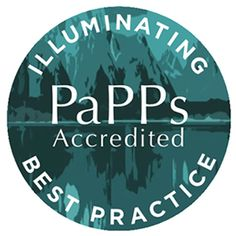 Did you know we're PaPPs accredited, so you can be assured that your health and well being are our top priority :-)