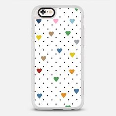 Pin Point Hearts - New Standard Case