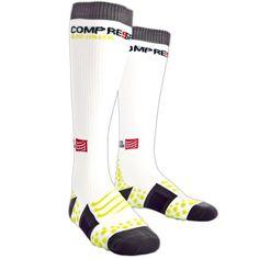 Calcetines Compresión Compressport Full Sock  http://www.deporr.com/calcetines-compresion-compressport-full-sock-blanco.html?utm_source=pinterest.com&utm_medium=referral&utm_content=fullo-socks-blanco&utm_campaign=Fotos