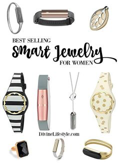 Get in Shape with the Best Selling Smart Jewelry for Women. aff