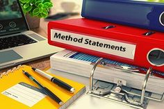 Write A Method Statement - Vision professional