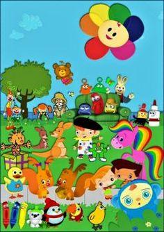 Fun Park (54 pieces)