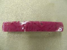 Vintage pink hair barrette made in France by aprilsunrises on Etsy Hair Barrettes, Vintage Pink, Pink Hair, My Etsy Shop, Hair Accessories, France, How To Make, Handmade, Stuff To Buy