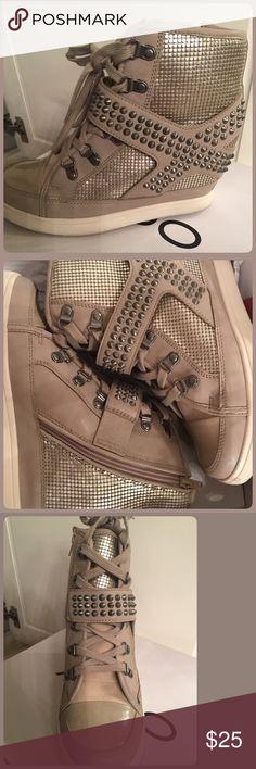 ALDO SNEAKERS Aldo Sneakers  Style:Celeste Studded (Great Condition) Aldo Shoes Sneakers