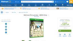 [Wal-Mart] ReCore ( Pré - venda ) - XBOX One 2433144 - de R$ 169,89 por R$ 127,08 (11% de desconto)