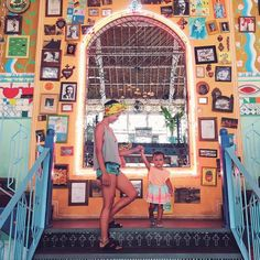 Bali families love @motelmexicola in Petitenget!  Thanks @aarikalee for sharing your snap with us.  More info on this restaurant below.  #mylittlesteps #littlestepsbali #balilife #explorebali  Offering indoor and outdoor fun Motel Mexicola is more than just great-tasting tacos. Their authentic Mexican cuisine is freshly prepared by Mexican chefs in a 20-strong kitchen! Think whole grilled snapper mixed with coriander sauce wrapped in freshly-made corn tortillas and mouth-watering king prawn…