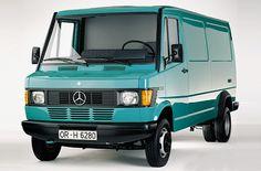 Mercedes-Benz Transporter (T1) Kastenwagen  (1989)
