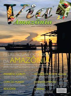 Encanto Caboclo: VIA AMAZÔNIA