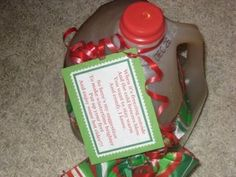48 neighbor gifts...lots of easy