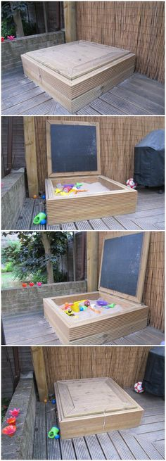 60+ DIY Sandbox Ideas and Projects for Kids - Page 6 of 10 - DIY & Crafts