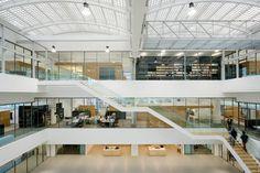 Transformatie industrieel pand in Schiedam door JHK - alle projecten - projecten - de Architect