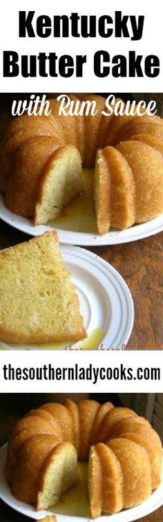 kentucky-butter-cake-with-rum-sauce