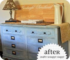furniture refinishing inspiration