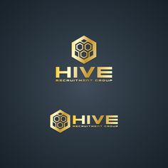 Create an engaging logo and website for Hive Recruitment Group by nikanita