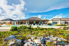 $25 Million Turtle Tail Luxury Estate – Providenciales, Turks and Caicos Islands ➤ http://thepl.me/1ya6Ymt
