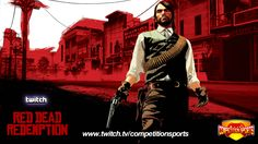"""""""Red Dead Redemption"""" Subscribe to us on Patreon for exclusive perks and access to secret content.  *Website: www.compsports.net  *Patreon: https://www.patreon.com/competitionsports"""