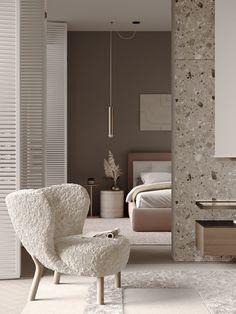 m - Dezign Ark (Beta) Interior Design Inspiration, Home Interior Design, Interior Architecture, Interior Decorating, Hotel Room Design, Home Decor Trends, Apartment Interior, Luxury Interior, Furniture Design