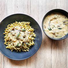 Fehérbab szósz zöldségekkel | Vegán Blog - Vegán receptek, receptkönyv, blog Tahini, Risotto, Ethnic Recipes, Blog, Blogging