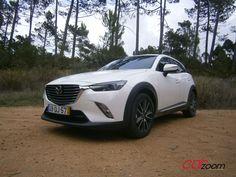 Mazda CX-3 1.5 Skyactiv-D: A excelência da simplicidade.