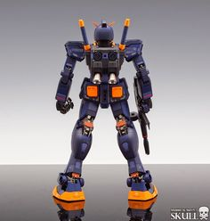 GUNDAM GUY: MG 1/100 RX-78-2 Gundam 3.0 Ver. TITANS of A.O.Z - Painted Build