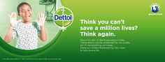 Welcome to Olusola Olaniyi's Planet blog : Dettol aims to educate millions…