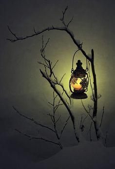 Petite lueur d'espoir dans une nuit de l'hiver ...