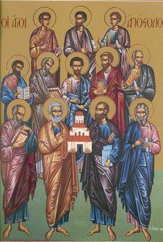 Πνευματικοί Λόγοι: Η Νηστεία των Αγίων Αποστόλων
