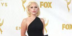 """Леди Гага получает Афиши женщина года """"   мода, тенденции, советы по красоте и знаменитости Стиль журнала   журнала Elle Великобритания"""