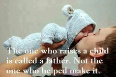 Fathers not sperm donors