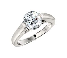 Cordova style A1561 #engagement #rings