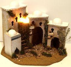Cardboard Crafts, Christmas Settings, Nativity, Doll Houses, Portal, Christmas Ideas, Fairy, Craft Ideas, Home Decor