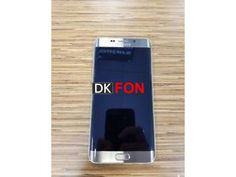 Samsung Galaxy S6 edge+ + SM-G928 - 32GB - Gold Platinum (T-Mobile) Smartphone