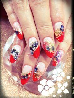 春ネイルたち♫の画像   ♪Pinky nail Dialy♪