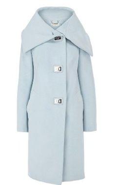 Karen Millen Pastel Pod Coat : Coats & Jackets
