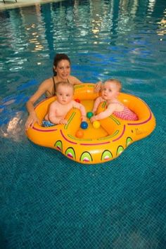 Sanrio HelloKitty Kids Children Inflatable Swim Pool Floating Boat