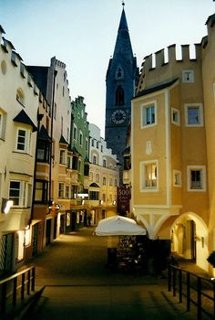 Brixen (Bozen), South Tyrol, Italy, Trentino-Alto Adige, my place for short time living there