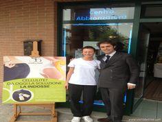 Foto dell'evento di venerdì 10 maggio tenutosi al Centro Sole, Cologno al Serio, in presenza del nostro testimonial Raffaello Tonon
