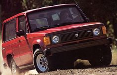 88 Isuzu Trooper