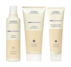 I always feel like I have been to a spa after using Aveda products. Smells so great and feels so good.