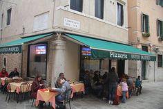 Pizzeria Antico Panifici, Venice