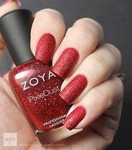 Zoya+PixieDust+in+Chyna+-+like+ruby+slippers+for+your+nails!!!+www.zoya.com/...