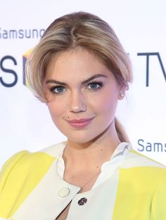 Celeb-Inspired Beauty Looks For Major Hot Mess Moments - Kate Upton