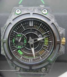 Linde Werdelin Spidolite II Tech Green