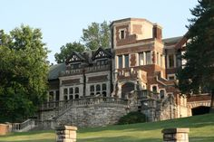 Epperson House is a historic residence located at 5200 Cherry Street in Kansas City